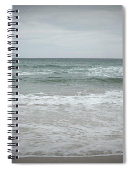 Stormy Sky Spiral Notebook