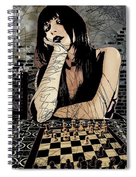 Stratagem Spiral Notebook