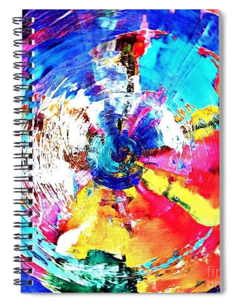 Stratosphere  Spiral Notebook