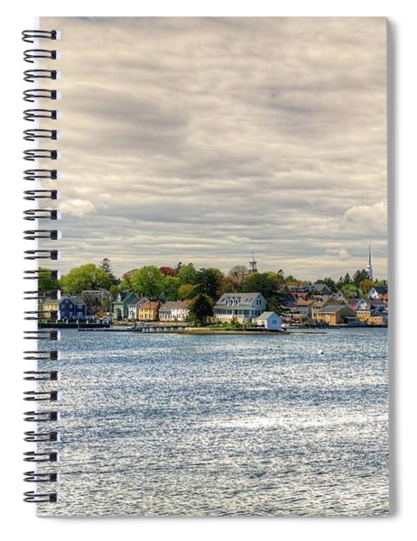Strawbery Banke Spiral Notebook