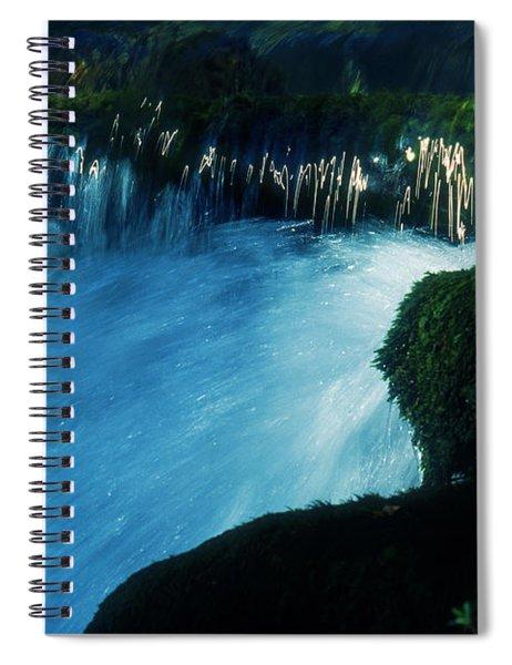 Stream 6 Spiral Notebook