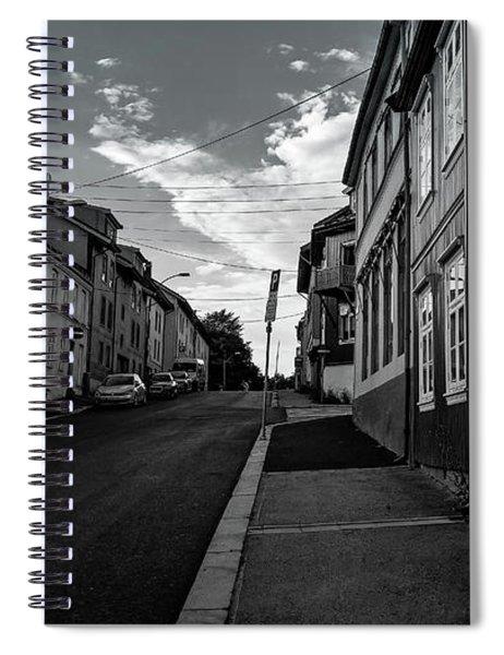 Street In Toyen Spiral Notebook