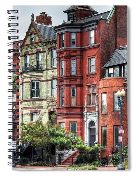 Street Spiral Notebook