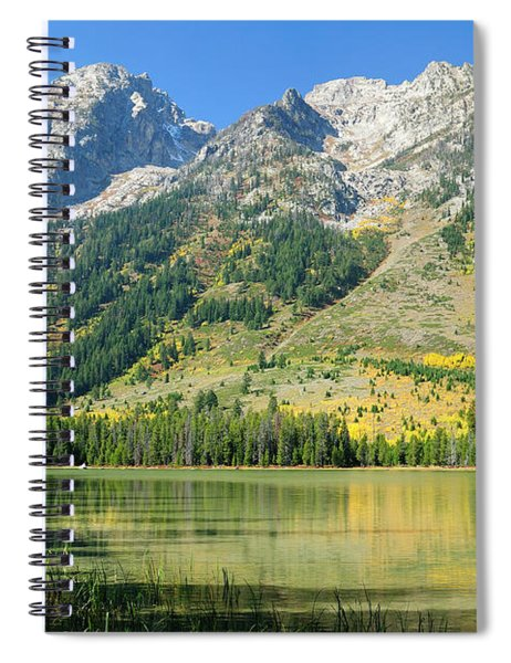 String Lake Spiral Notebook