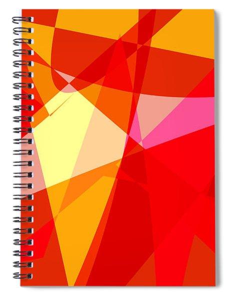 Stubborn Spiral Notebook