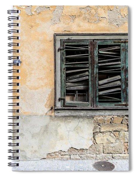 After Sweet Sixteen Spiral Notebook