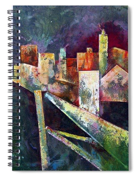 Studio Spiral Notebook