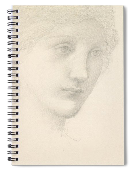 Study For The Venus In The Godhead Fires Spiral Notebook