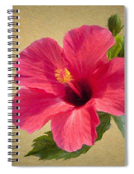 Study In Scarlet Spiral Notebook