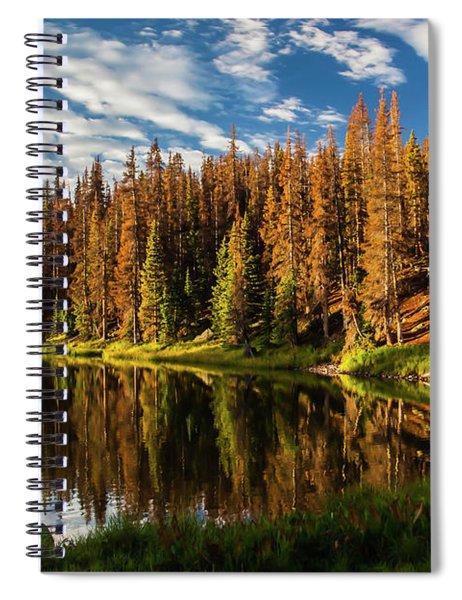 Stunning Sunrise Spiral Notebook