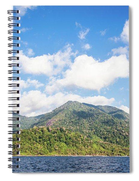 Stunning View Of Pulau Tioman  Spiral Notebook
