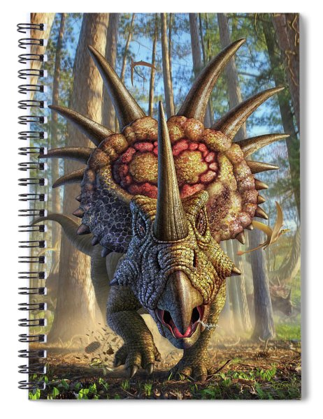 Styracon'roll Spiral Notebook