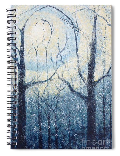 Sublimity Spiral Notebook