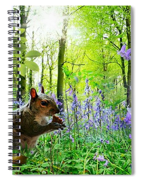 Such A Perfect Day Spiral Notebook