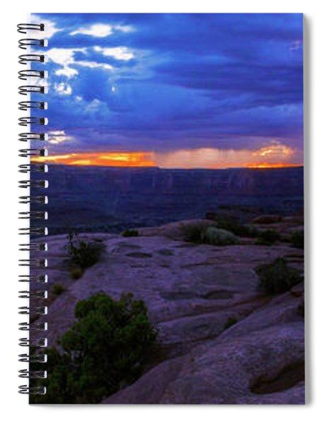 Sudden Spiral Notebook