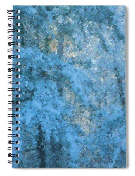 Sugar Morning #1 Spiral Notebook