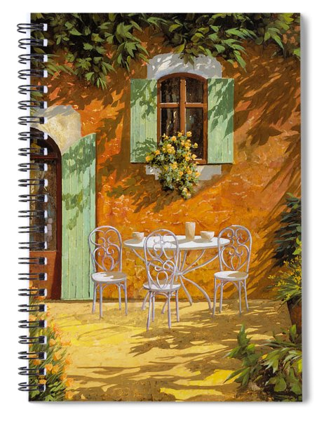 Sul Patio Spiral Notebook