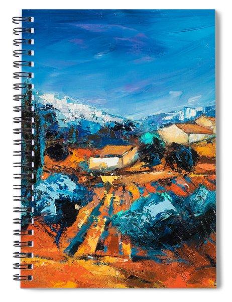 Sulla Collina Spiral Notebook