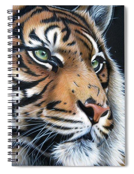 Sumatran  Spiral Notebook