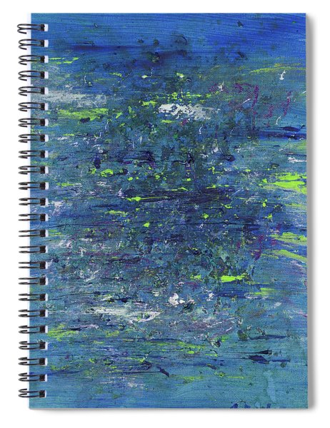 Summer Air Spiral Notebook