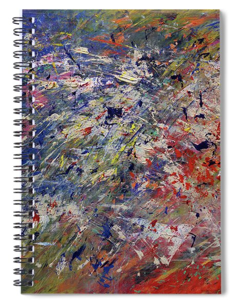 Summer Celebrations Spiral Notebook