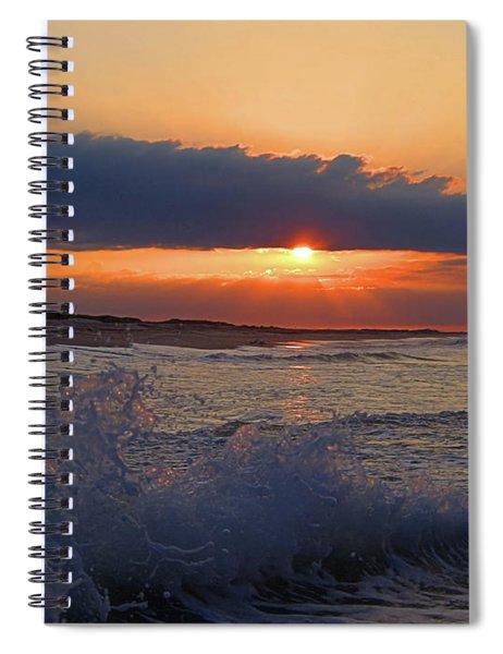 Summer Dawn I I Spiral Notebook