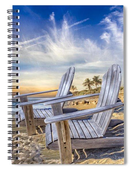 Summer Dreaming Spiral Notebook