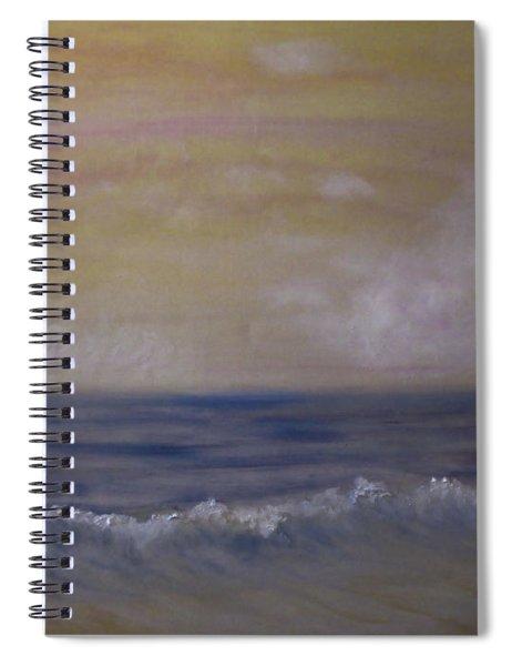 Summer Dreams In Color Spiral Notebook