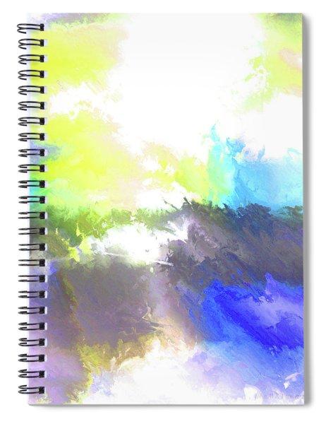 Summer IIi Spiral Notebook