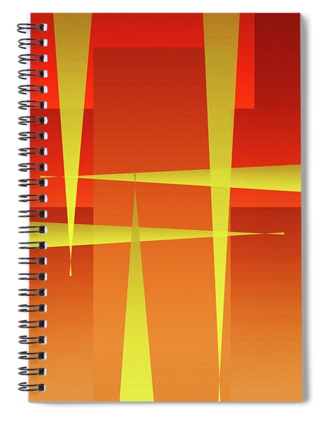 Cordoba In Summer Spiral Notebook