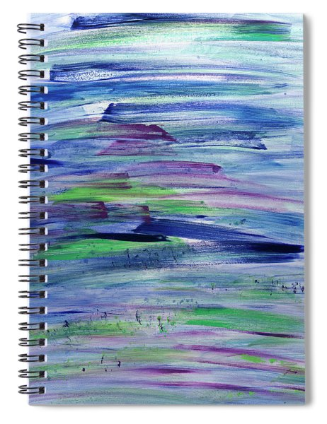 Summer Inspiration 2 Spiral Notebook