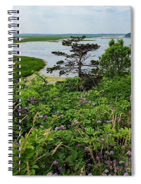 Summer Paradise Spiral Notebook