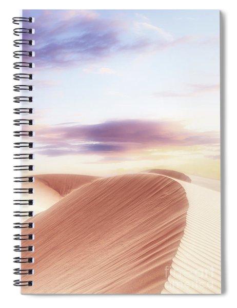 Summer Sands Spiral Notebook