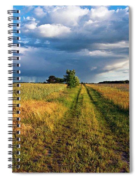 Summer Sound Spiral Notebook
