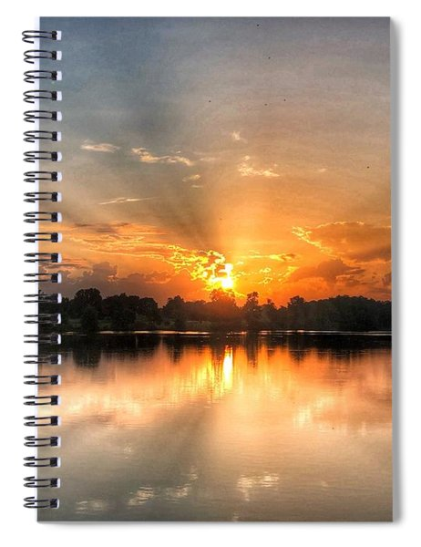 Summer Sunrise 2 - 2019 Spiral Notebook