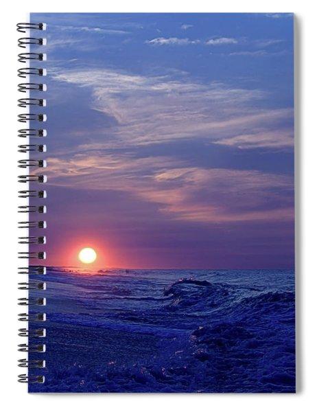 Summer Sunrise I I Spiral Notebook