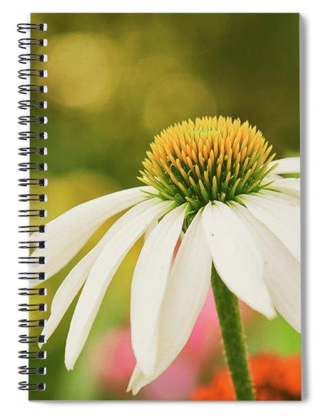 Summer Sunshine Spiral Notebook