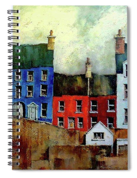 Summercove, Kinsale, West Cork. Spiral Notebook