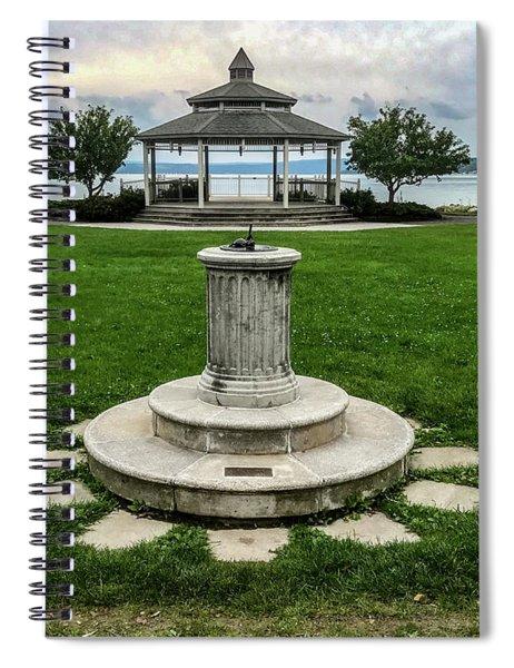 Summer's Break Spiral Notebook