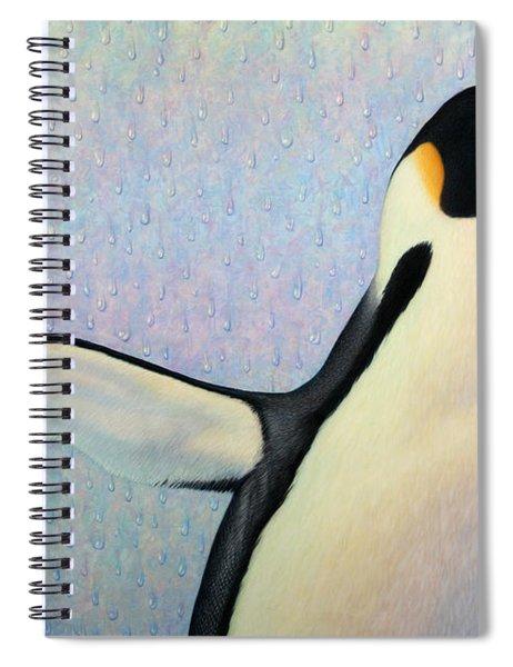 Summertime Spiral Notebook