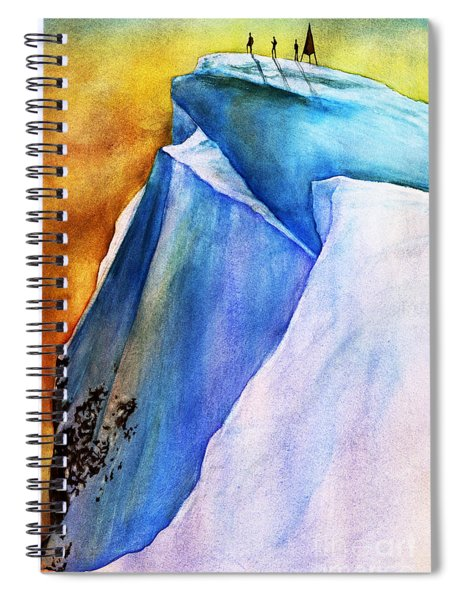 Summit Spiral Notebook