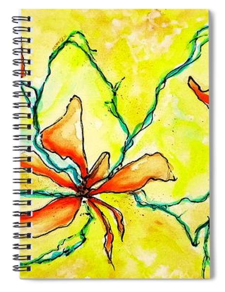 Sun Catchers 4 Spiral Notebook