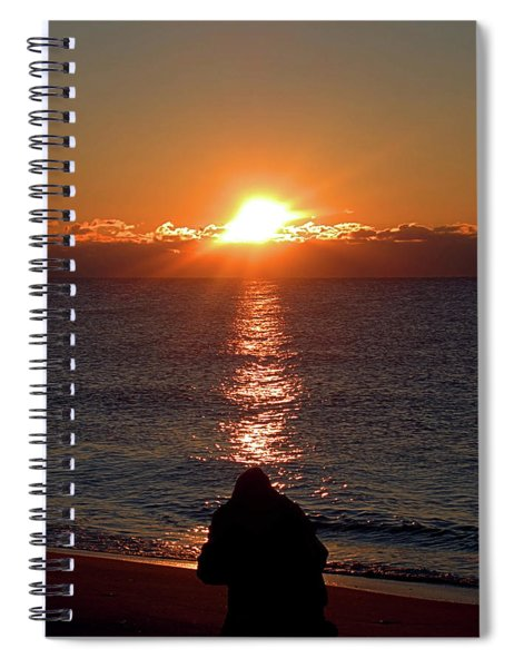 Sun Chasers I I I Spiral Notebook