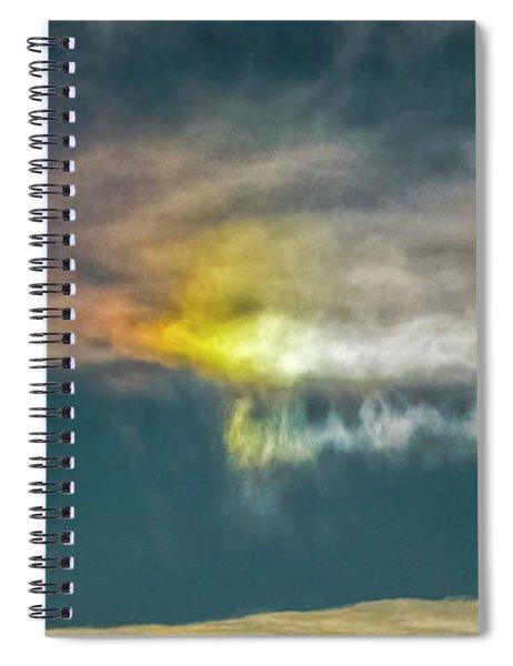 Sun Dog 2011 Spiral Notebook