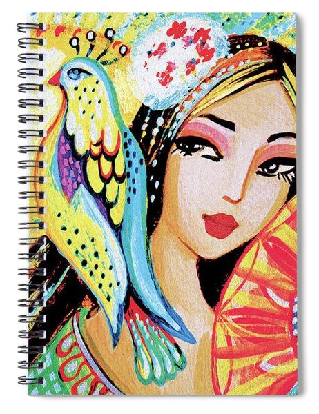 Sun Rise Spiral Notebook