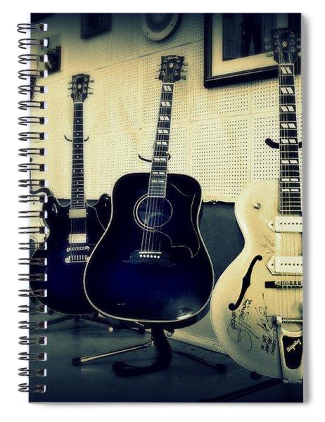 Sun Studio Classics Spiral Notebook