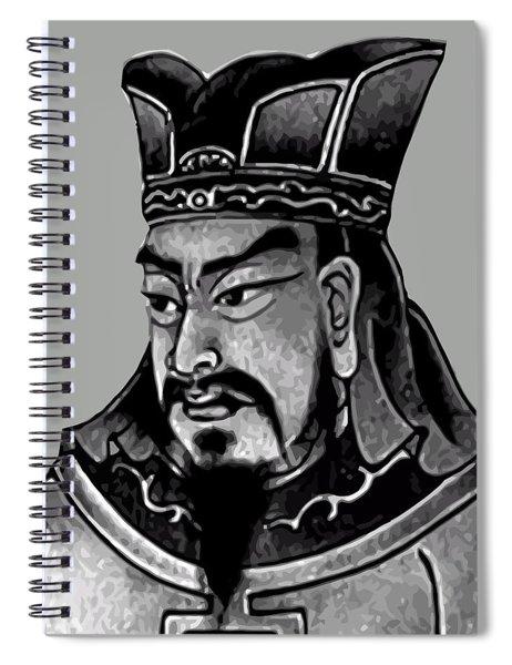 Sun Tzu Spiral Notebook