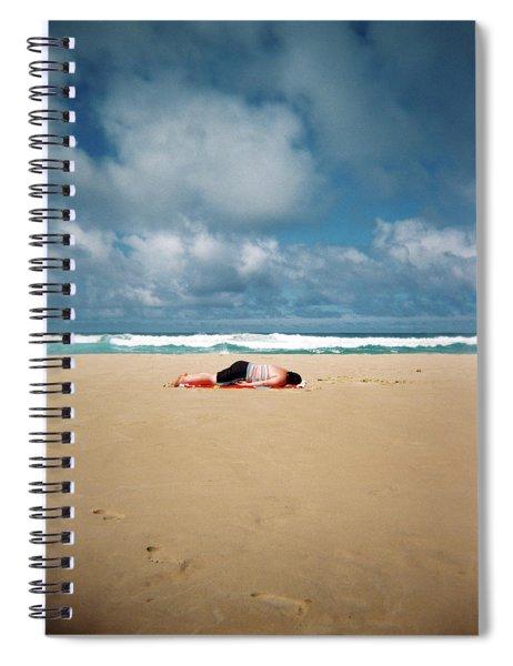 Sunbather Spiral Notebook