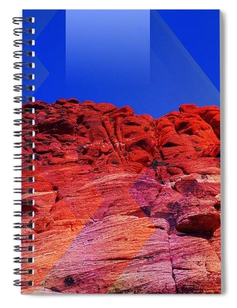 Sunbeam Spiral Notebook by Michelle Dallocchio