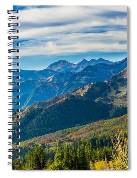 Sundance Autumn Spiral Notebook